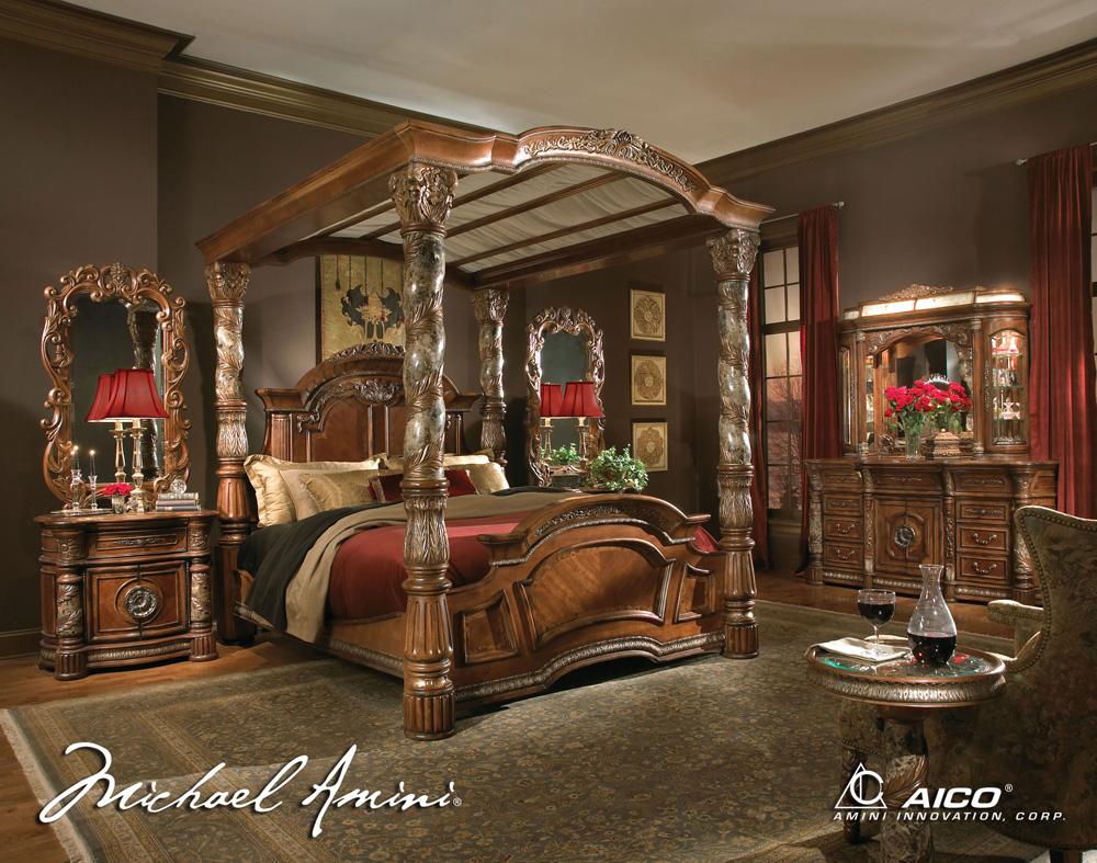 Shop Villa Valencia Collection By Aico Black Swan Furniture