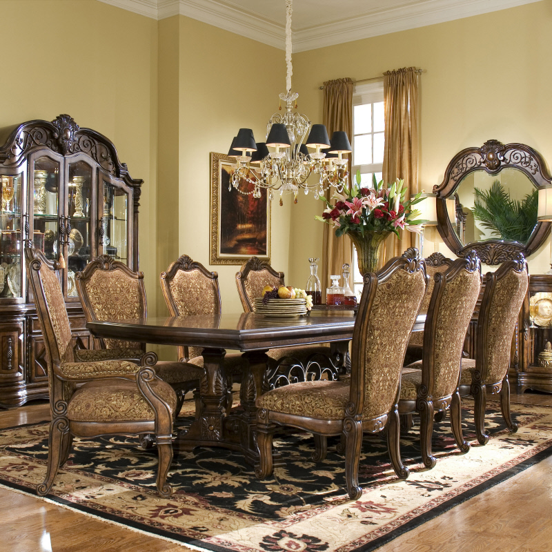 AICO Windsor Court Dining Room Collection