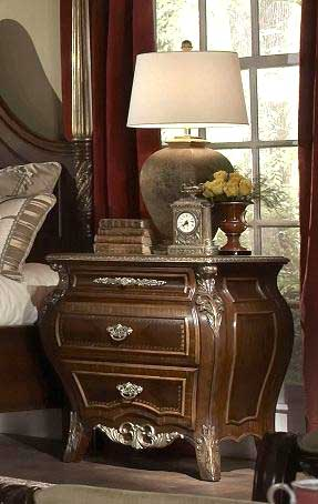 AICO Imperial Court NightStand