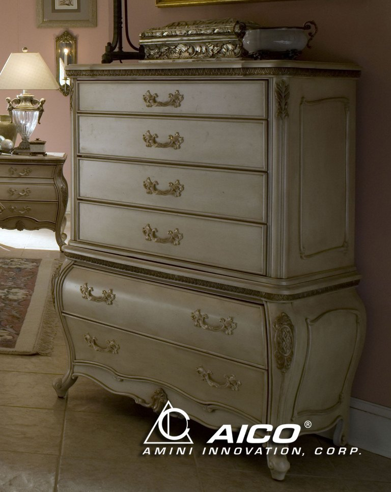 AICO Lavelle 6 Drawer Chest
